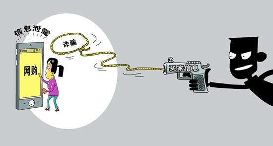 50名用户网购被骗近88万 质问:信息是怎么泄露的