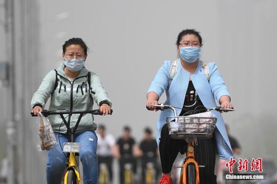 环保部:5月全国空气质量同比下降