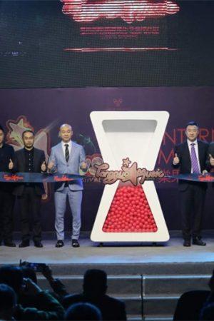 1棠果国际旅游音乐节启动仪式